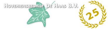 Hoveniersbedrijf De Haas Logo
